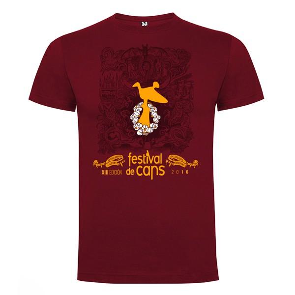 Camiseta Cans XIII edición - Home