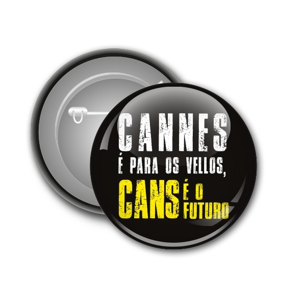 Chapa Cannes é para Vellos