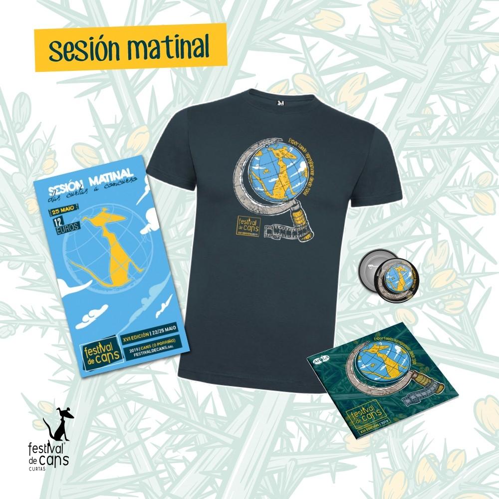 Pack `Sesión mañá´