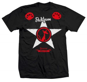 Camiseta Cans Pedigree