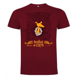 Camiseta Cans XIII edición - Unisex