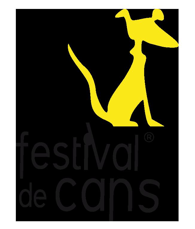 Tenda oficial Festival de Cans