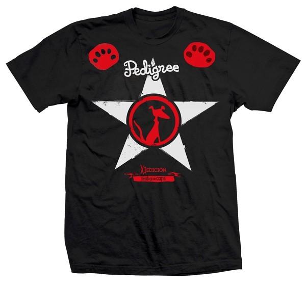 Camiseta Cans Pedigree
