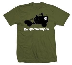Camiseta Eu Chimpín