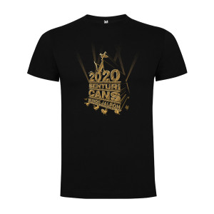 Camiseta 2020 Senturi Cans - Unisex
