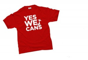 Camiseta Yes We Cans